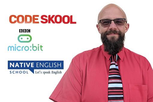 Bohdan Pantella Scoala de Vara cu profesor nativ britanic! Native English School