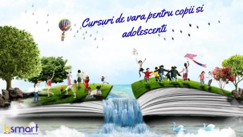 Cursuri-de-vara-pentru-copii-si-adolescenti Intră la Scoala de Vară B Smart