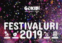 FESTIVALURI DE VARA ROMANIA 2019 GOKID