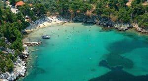 Tabara Internationala de Vara pe Insula Thassos, Grecia golf