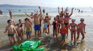 Tabara Internationala de Vara pe Insula Thassos, Grecia mare copii 2