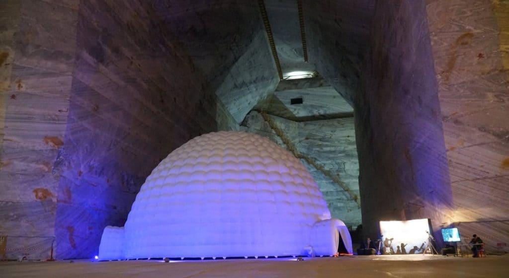 Supernova Planetarium. Cel Mai Mare Planetariu din Romania Salina Slanic gokid 4