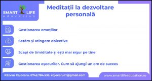Meditatii la Dezvoltare Personala Individuala pentru Adolescenti